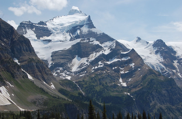 Mt. Tsar is featured in my Image Slider.